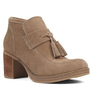 NWOT Nine West leather booties